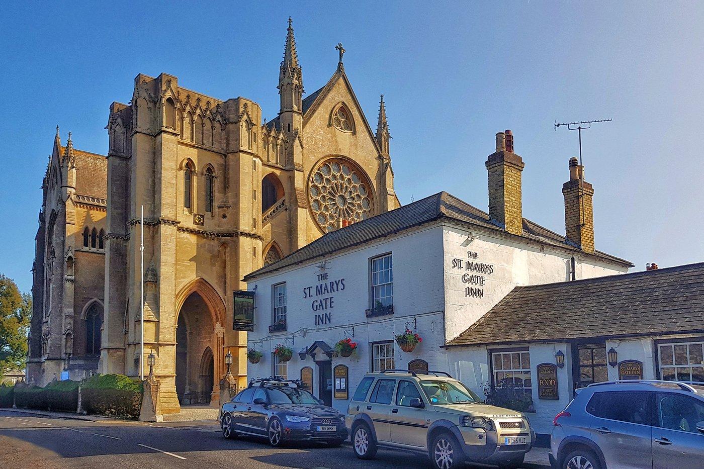 Arundel Cathedral, West Sussex | Arundel Walks